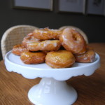 Pumpkin Buttermilk Doughnuts – so good for you