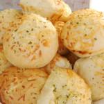 Recipe: Mayo & Parmesan Rolls