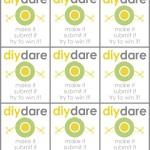 The DIY Dare That Everyone Should Enter