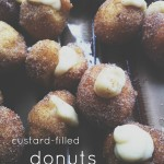 Recipe: Custard-filled Donuts