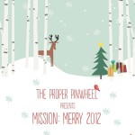 Mission: Merry 2012 – A Holiday Series