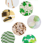 7 Necessities For A St. Patty's Day Ice Cream Party