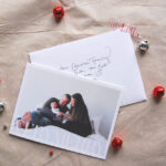 Christmas Cards with Pinhole Press and A 60-second DIY