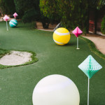 DIY \ A Life-size Putting Green