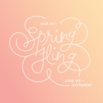 Celebrate Spring \ A Colorful Giveaway