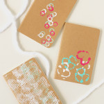 DIY \ Printed Moleskine Notebooks