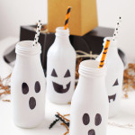 DIY \ Halloween Boo Bottles & A New Holiday Series