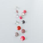 DIY \ Pretty & Polished Thumb Tacks