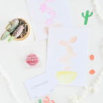 Recap \\ Mother's Day Workshop with Anthropologie