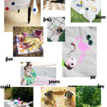10 DIY Picnic Blankets & Tablecloths For Summer