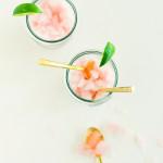Taste It \\ Homemade Raspberry Lemonade Granita
