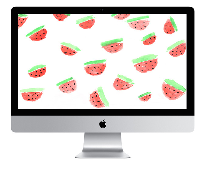 Watermelon Desktop Wallpaper