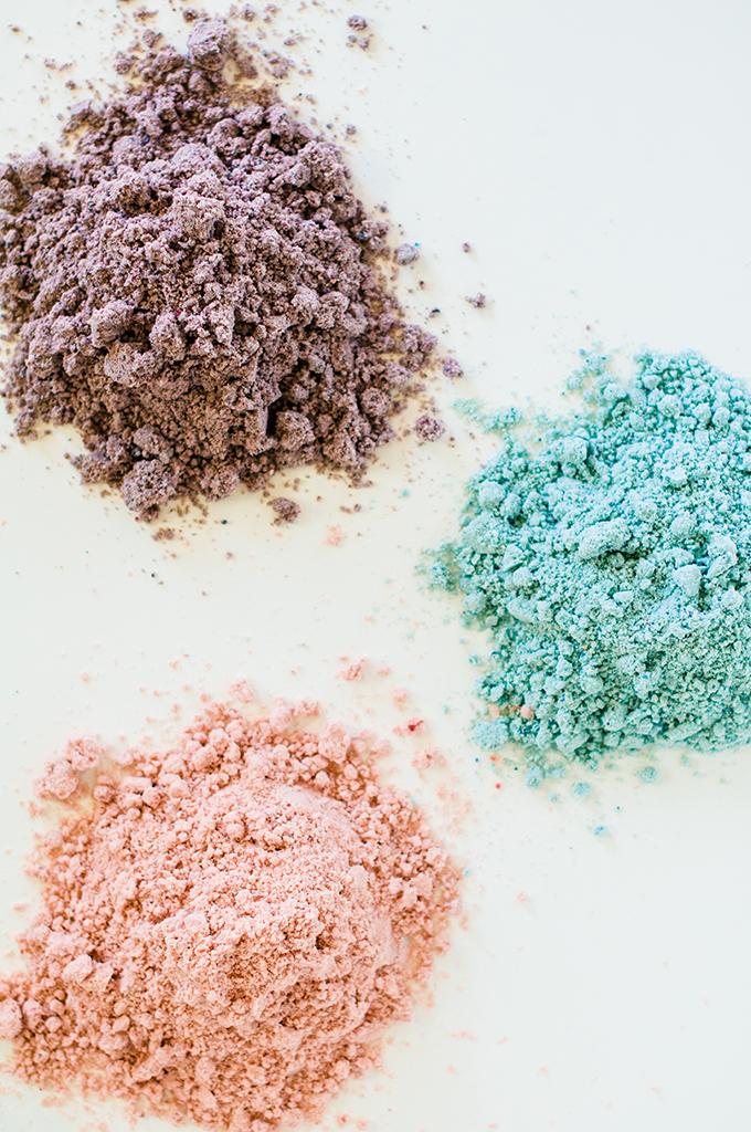 Colorful Cloud Dough