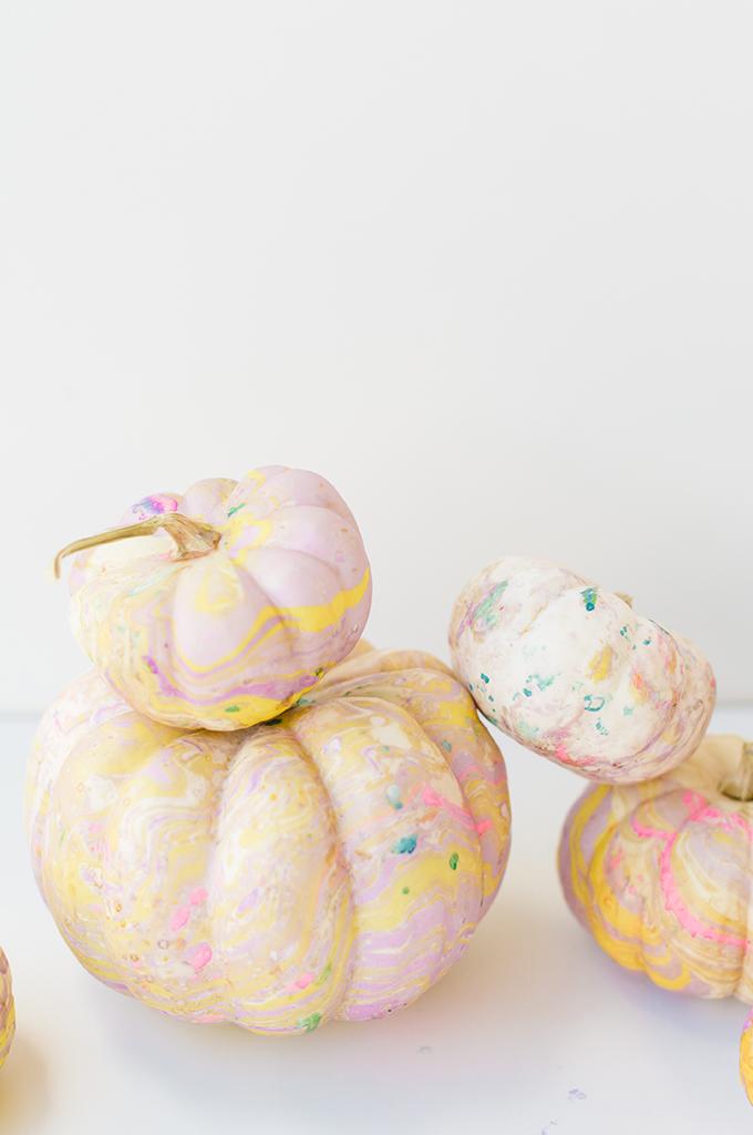 Marbled Pumpkins