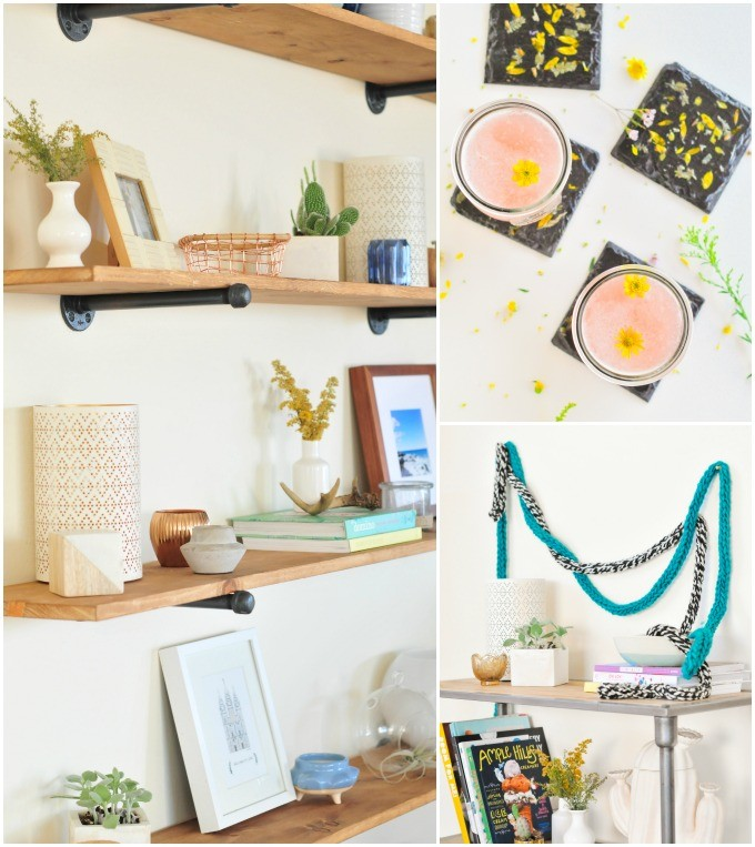Simple DIY projects that make a BIG impact by @theproperblog