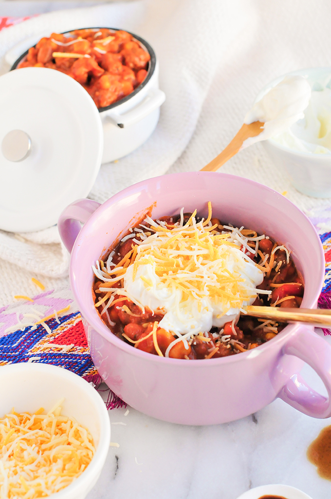 Homemade Hearty Chili