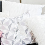Make It \\ DIY Holiday Sequin Pillows