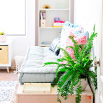 Changing Spaces \\ The Office & Guest Room Makeover Part 2