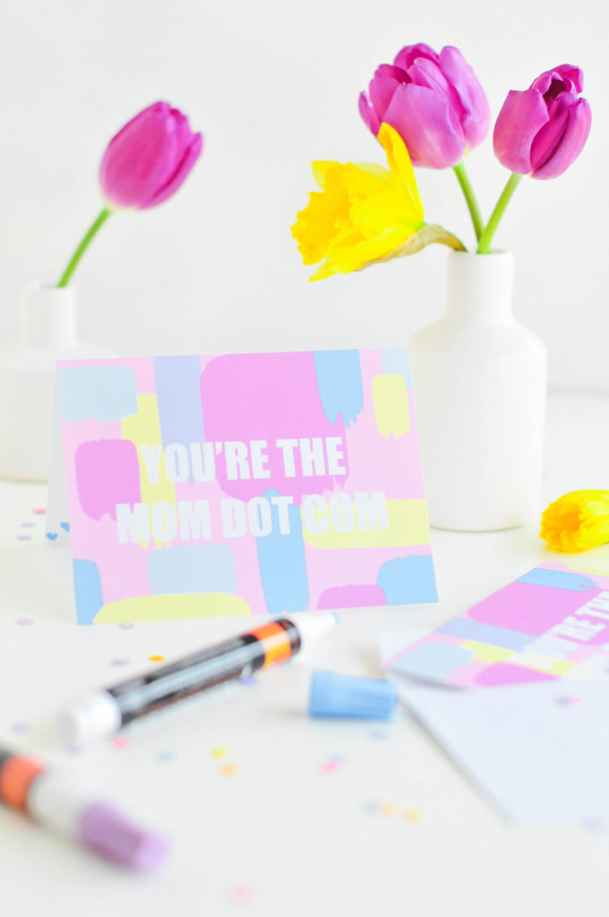 Mother's Day Printable Card-12 1400