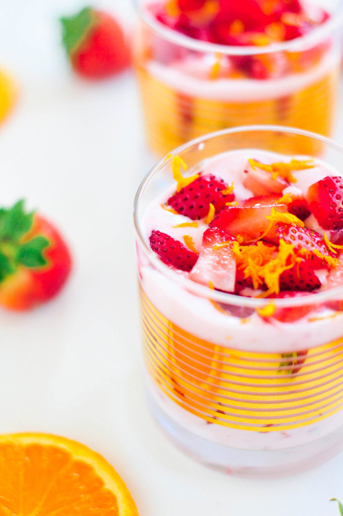 trawberry Orange Fluff Recipe