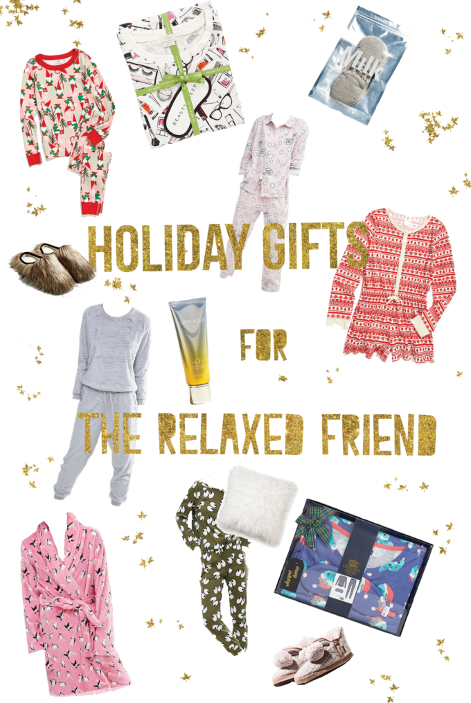 Gift It \\ 13 Fave Gifts For The Pajama Lover