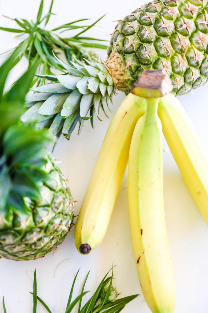 Taste It \\ Pineapple Banana Soft Serve (A Dole Whip Hack!)