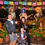 #ProperOnTheRoad \\ Our Family Trip Celebrating Halloween at Disneyland
