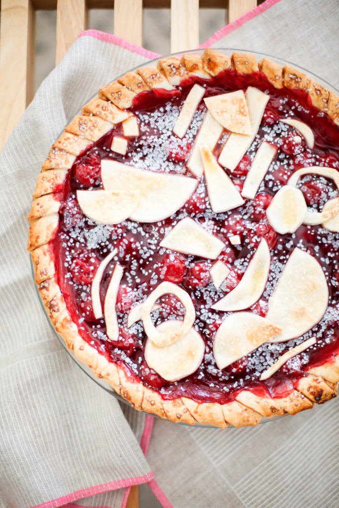 #TasteIt \\ A Last Minute Abstract Pie For Thanksgiving