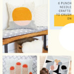Punch Drunk: 6 Punch Needle Crafts To Crush On