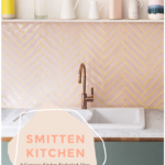 Smitten Kitchen \\ 9 Gorgeous Kitchen Backsplash Ideas That Had Me Do A Double-Take