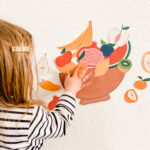 DIY Fruit Stickers & A Few Fun Cricut Projects To Make At Home Right Now