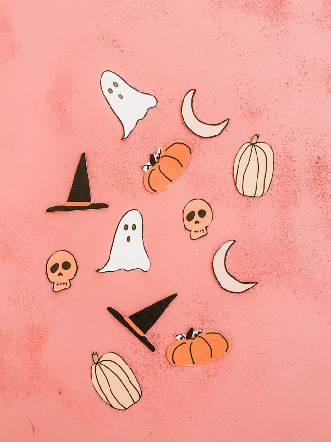 Halloween Printables with HP Print, Play, & Learn