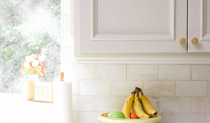 Bitchin' Kitchen \\ How To Paint Kitchen Cabinets By Yourself