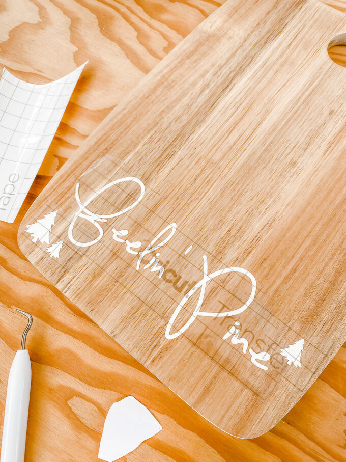 DIY Punny Cutting Boards For Your Holiday Gifts