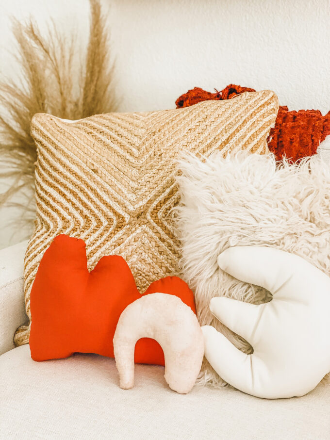 DIY Boho Pillows