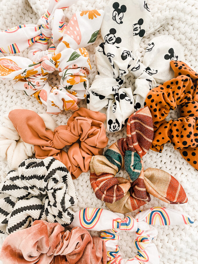 DIY Scrunchies That Are Perfect Every Time