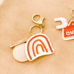 DIY Shrinky Dink Keychains That Look So Professional It's Ridiculous
