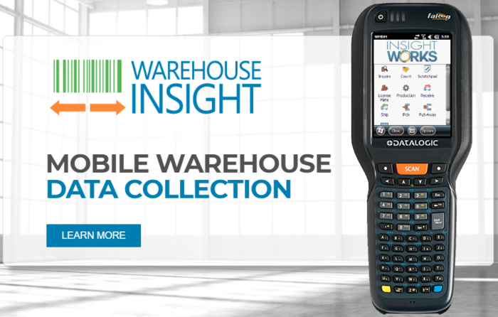 barcode and scan labels with Microsoft Dynamics - Insight Works add on
