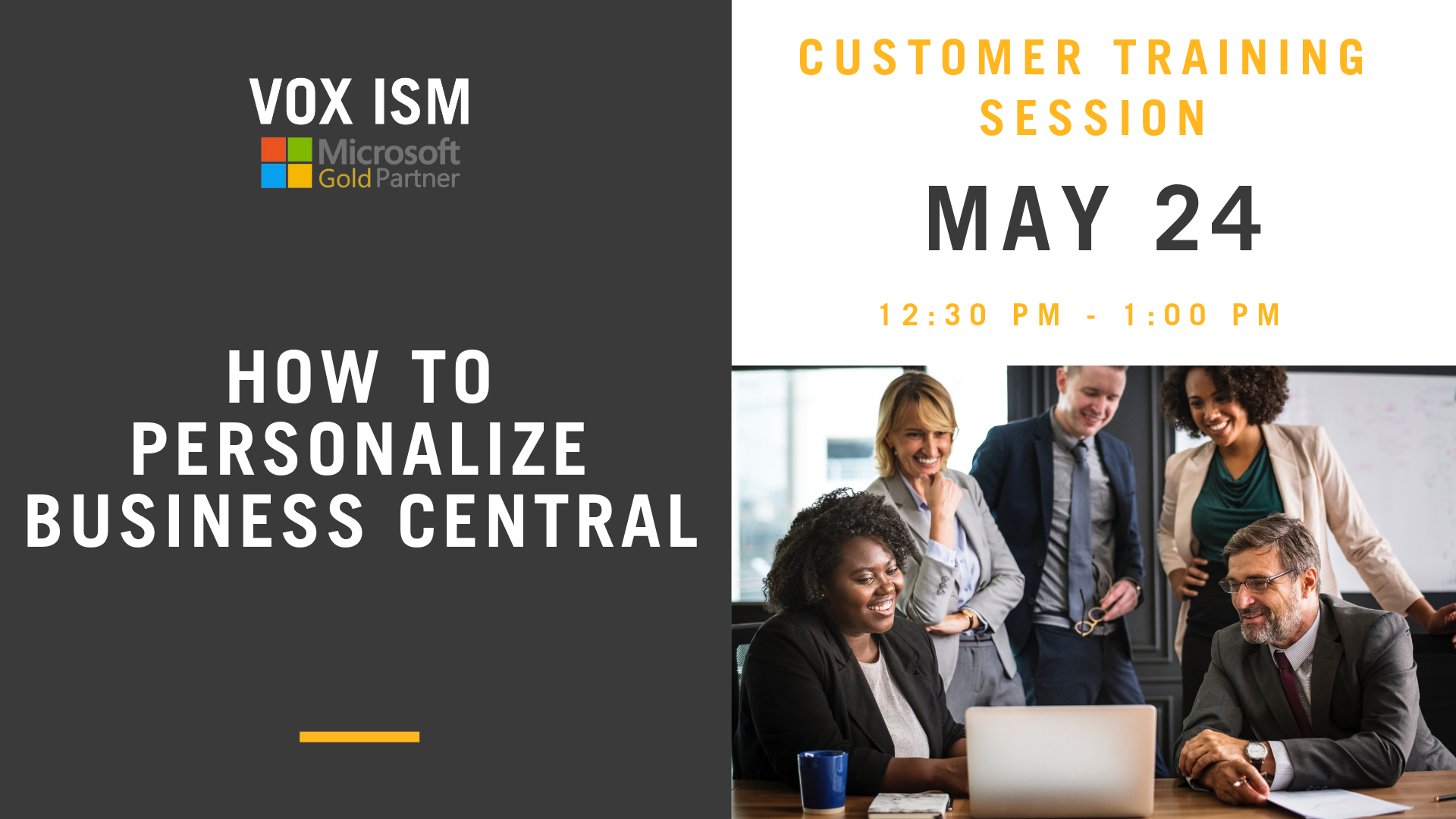 How To Personalize Business Central – May 24 – Customer Session