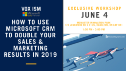 June 4 - Microsoft Dynamics 365 CRM