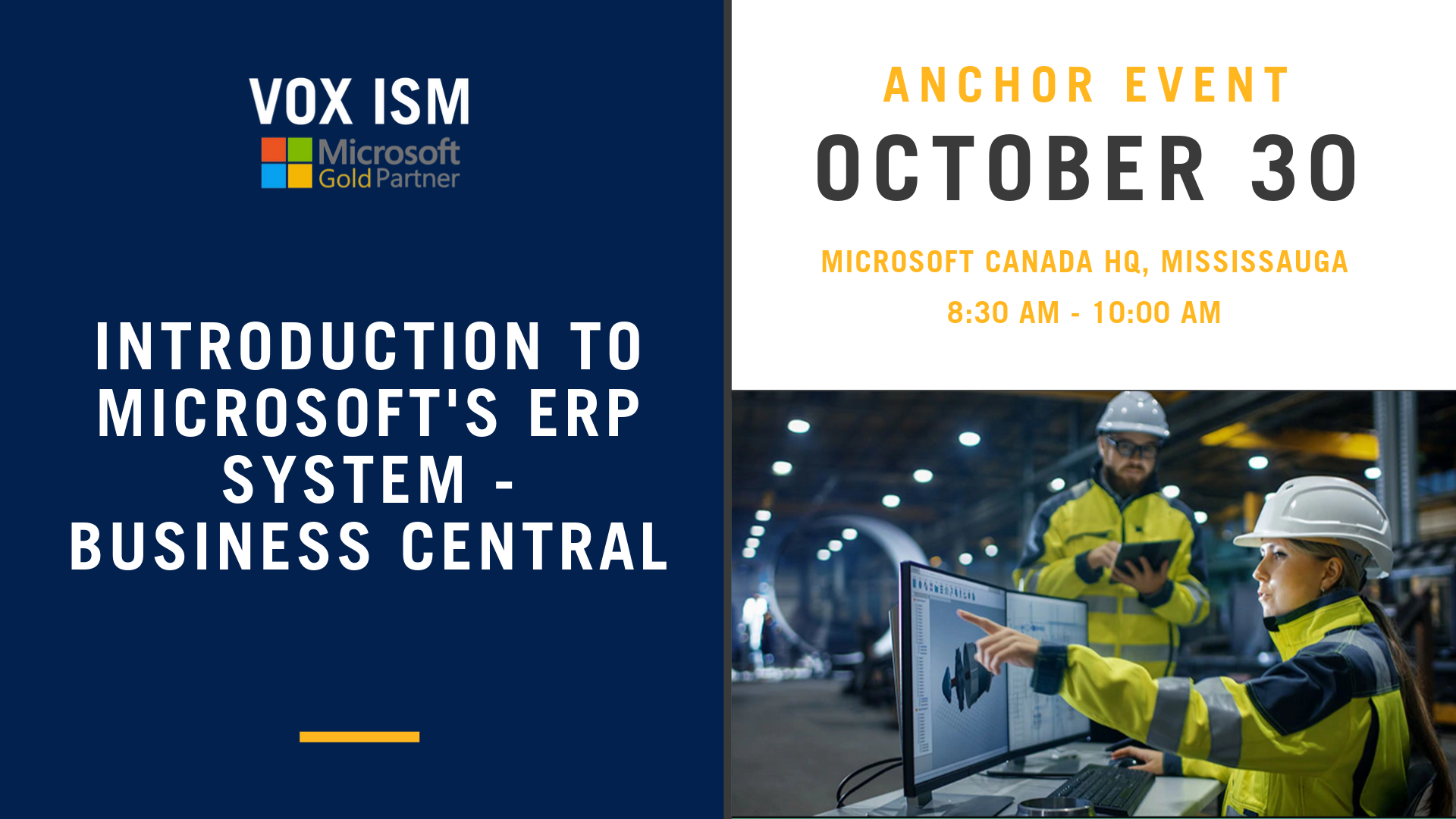 Introduction to Microsoft's ERP System - Business Central
