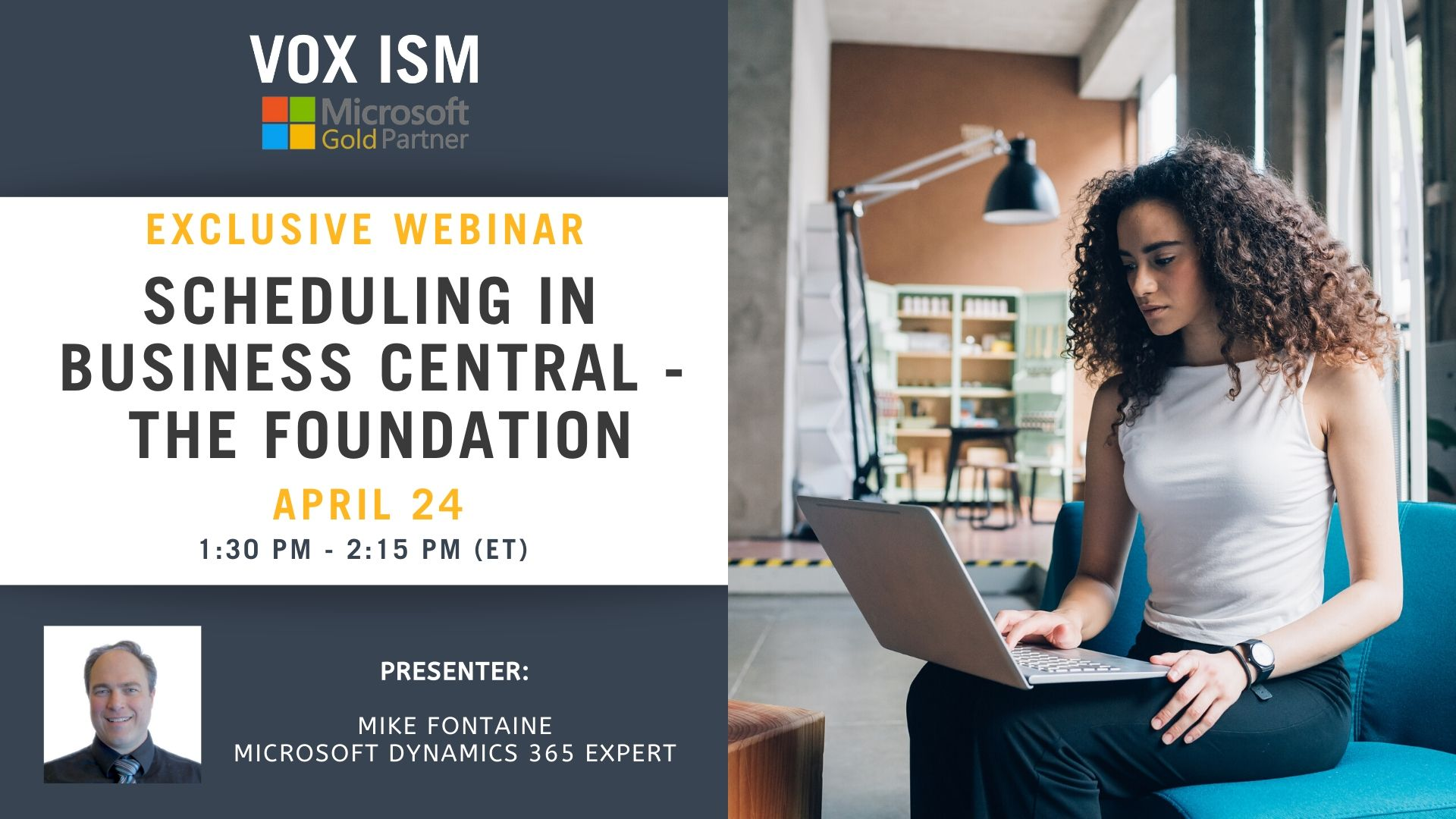 Scheduling in BC - The Foundation - April 24 - Webinar_VOX ISM
