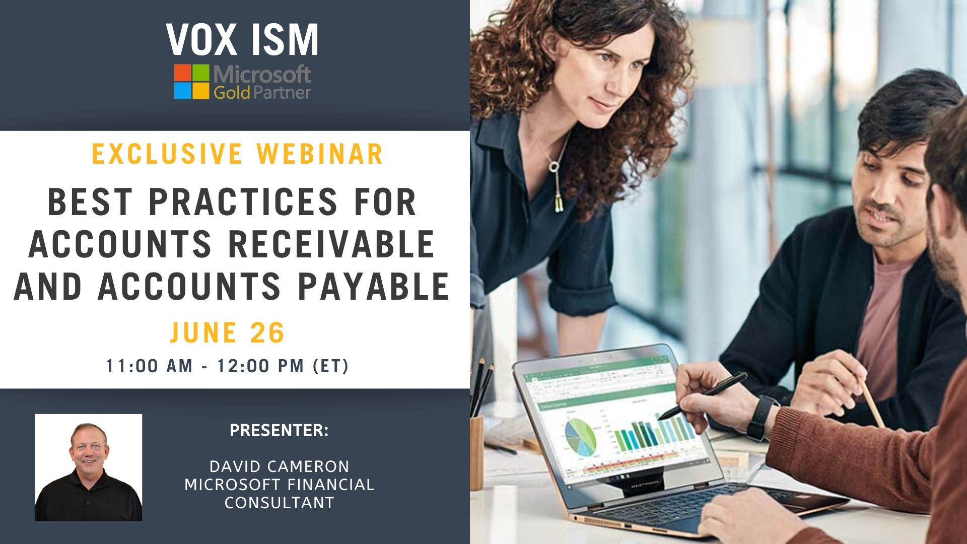 Best Practices for Accounts Receivable and Accounts Payable - June 26 - Webinar