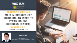 Meet Microsoft ERP Solution: An Intro to Dynamics 365 Business Central