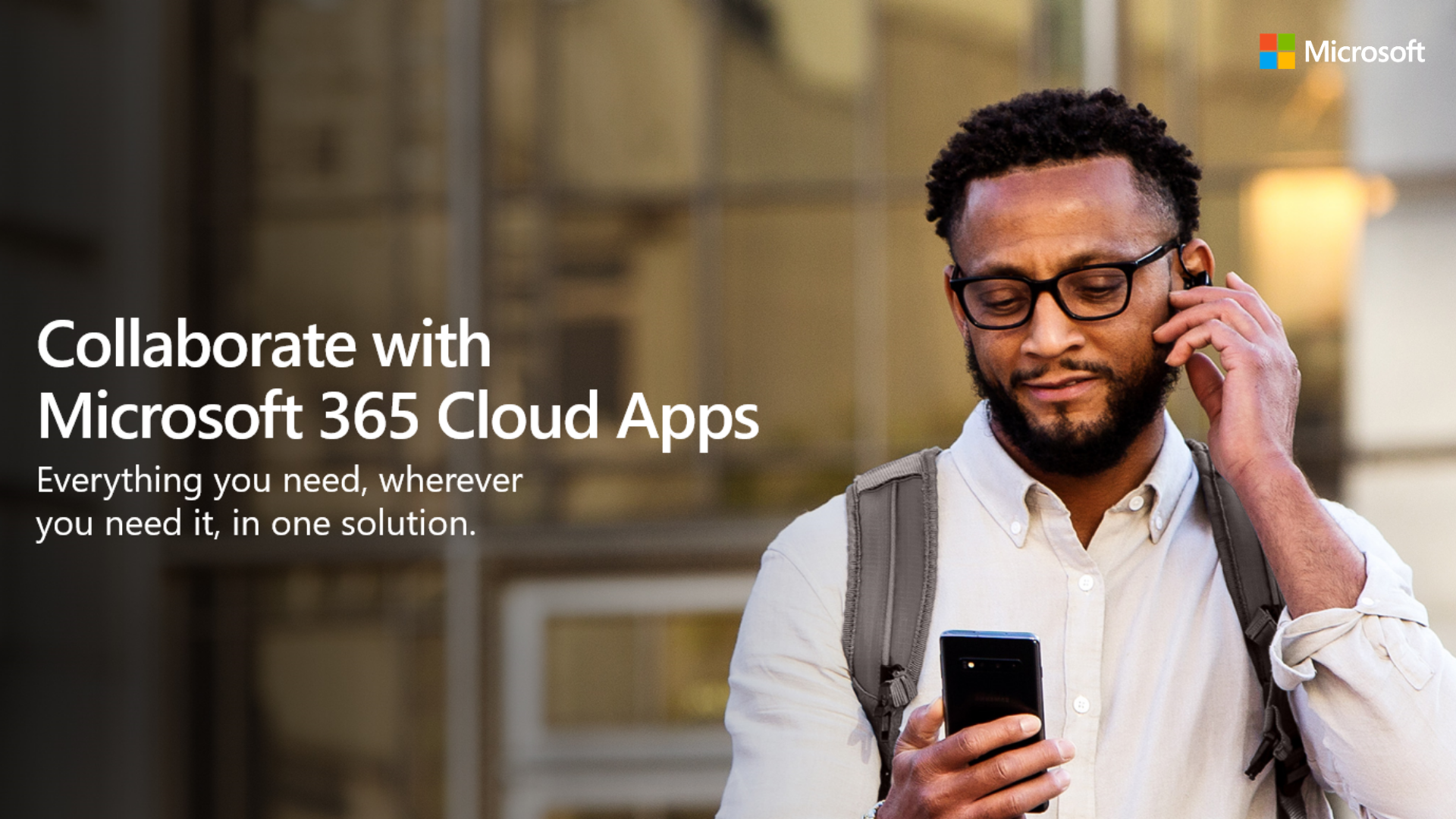 Collaborate with Microsoft 365 Cloud Apps