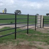 Metal Fence - Project 2 - No 1 - header