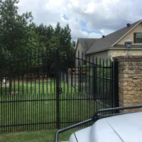 Hill Country Custom Fence