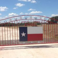 CMW Contractors Hill Country Fence Builder Metal Fences