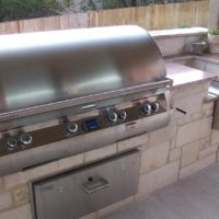 Custom Outdoor Kitchen Bulverde