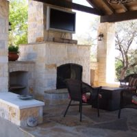 CMW Texas Hill Country Contractors Outdoor Kitchen Builders